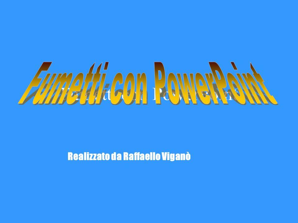 Fumetti con PowerPoint