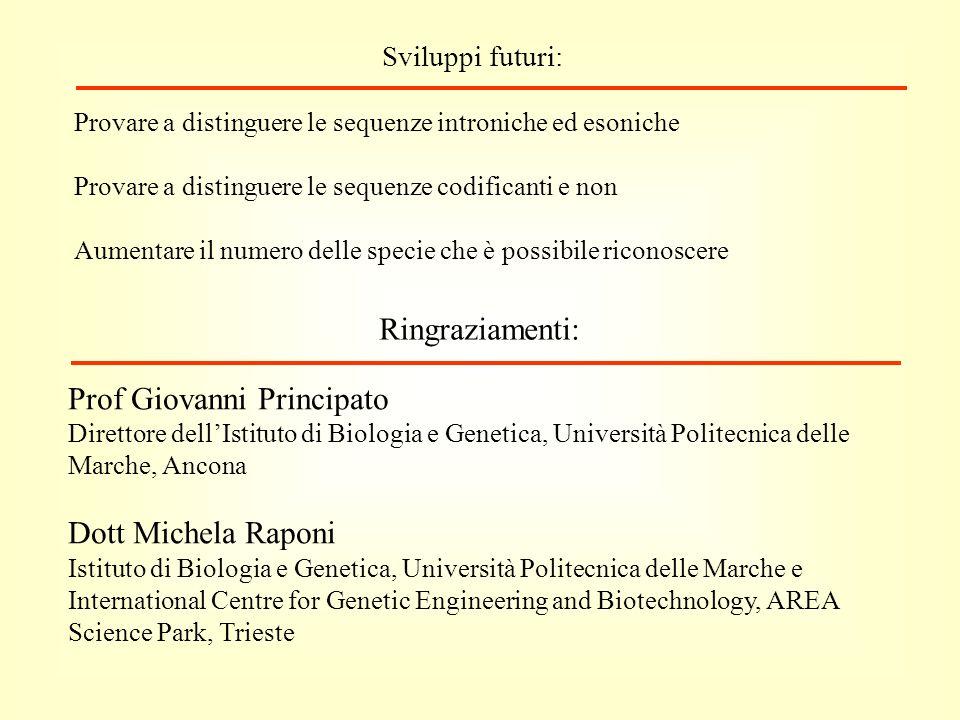 Prof Giovanni Principato