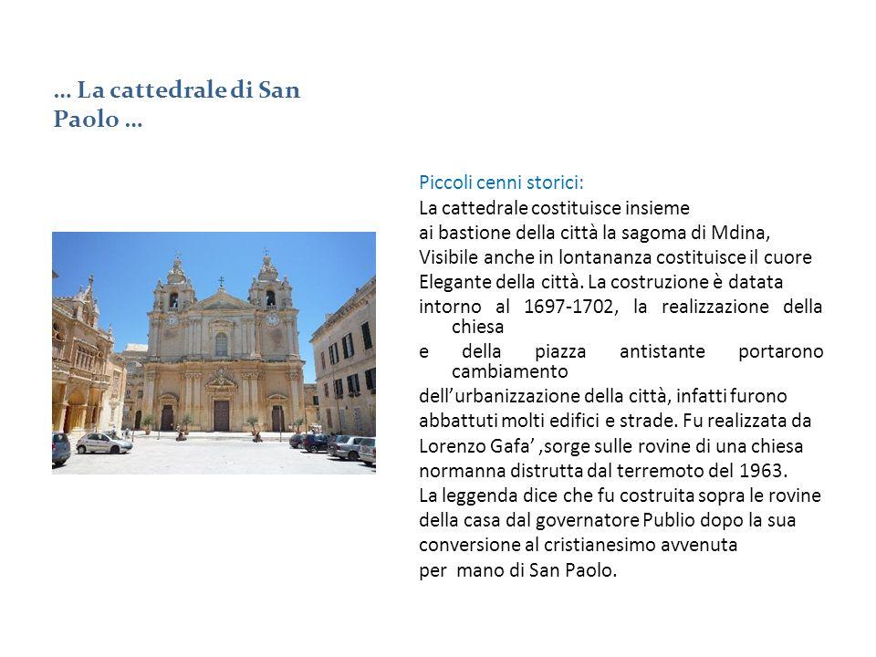 … La cattedrale di San Paolo …