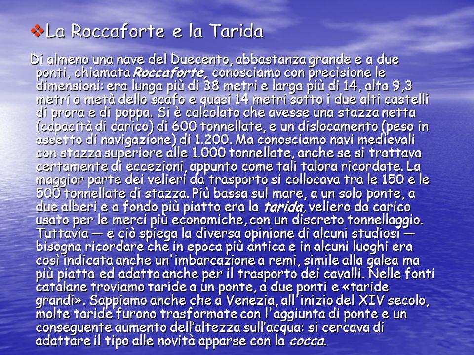 La Roccaforte e la Tarida