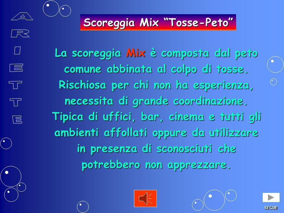 Scoreggia Mix Tosse-Peto