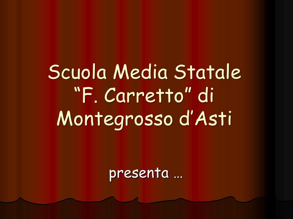 Scuola Media Statale F. Carretto di Montegrosso d'Asti