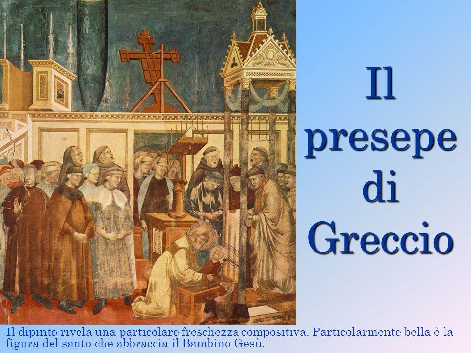Il presepe di Greccio