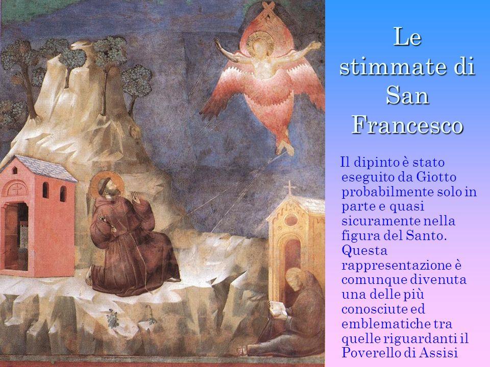 Le stimmate di San Francesco