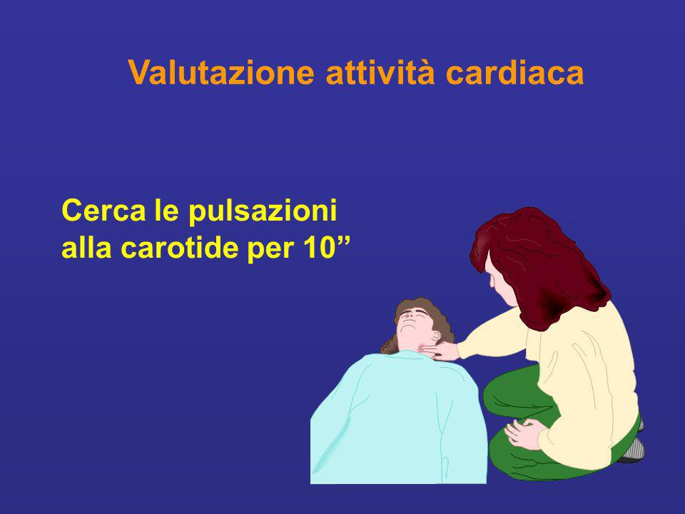 Valutazione attività cardiaca
