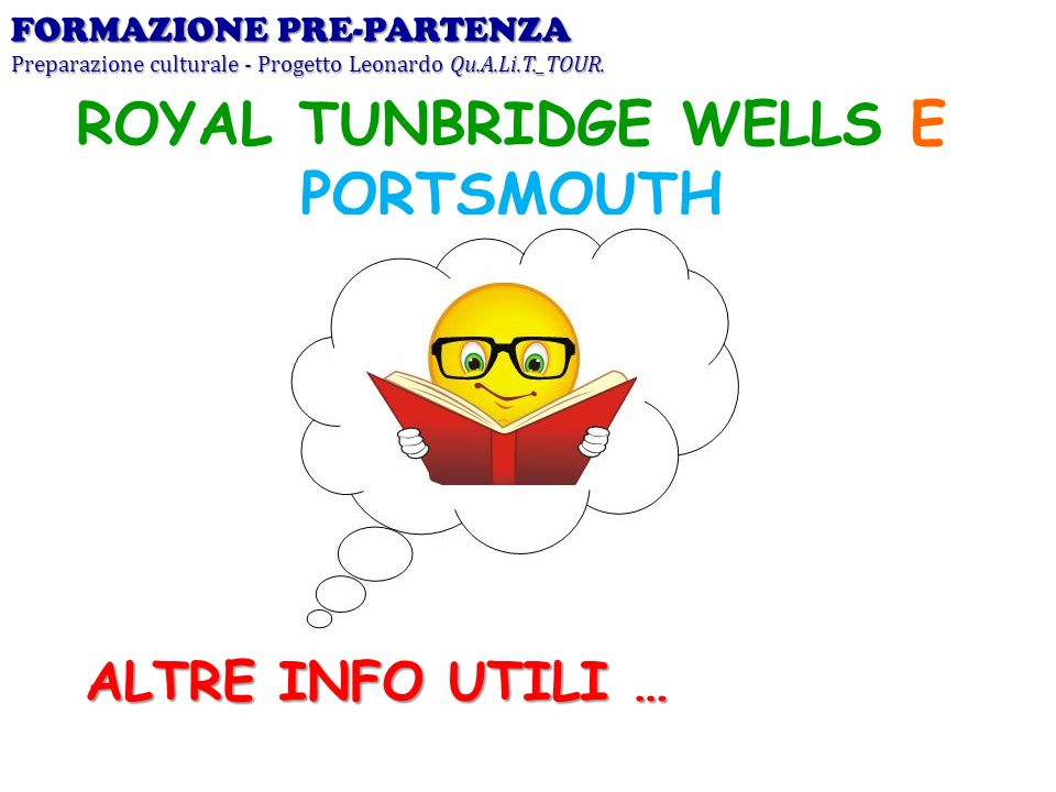 ROYAL TUNBRIDGE WELLS E PORTSMOUTH