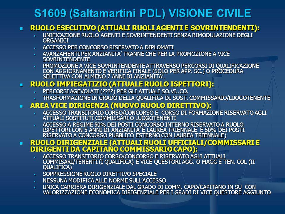 S1609 (Saltamartini PDL) VISIONE CIVILE