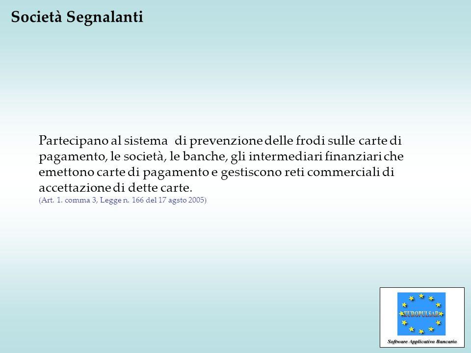Società Segnalanti