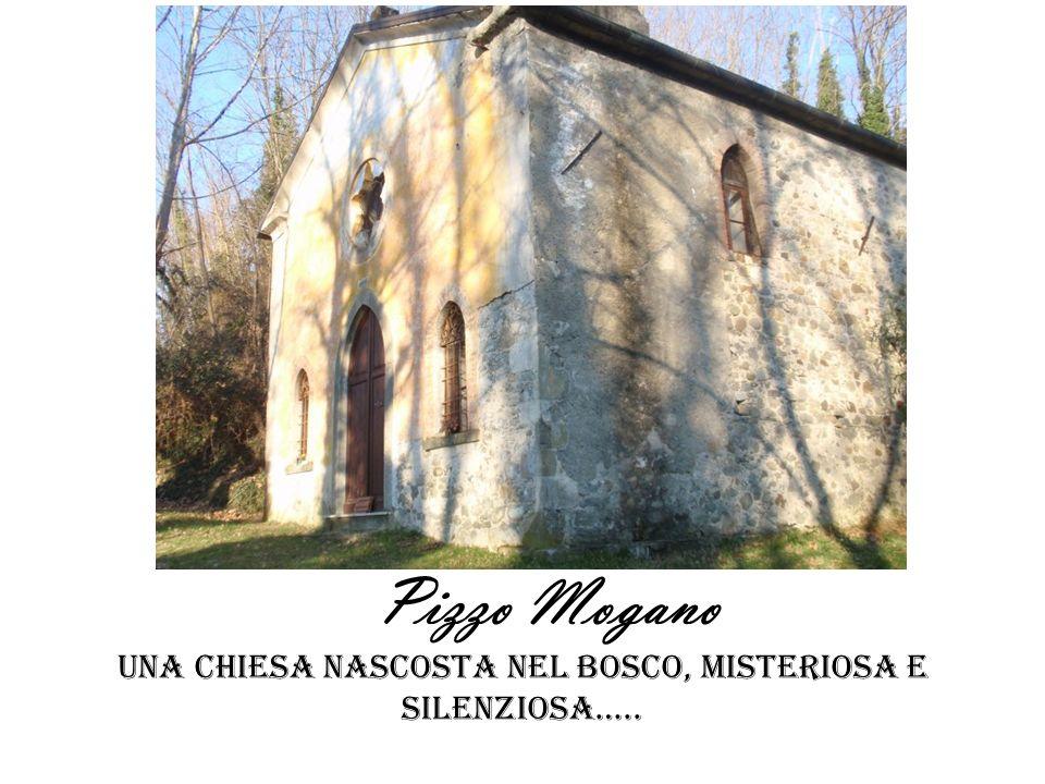 Pizzo Mogano Una chiesa nascosta nel bosco, misteriosa e silenziosa…..