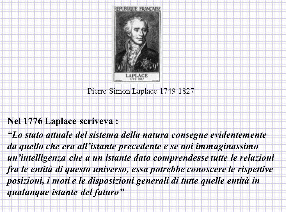 Pierre-Simon Laplace 1749-1827