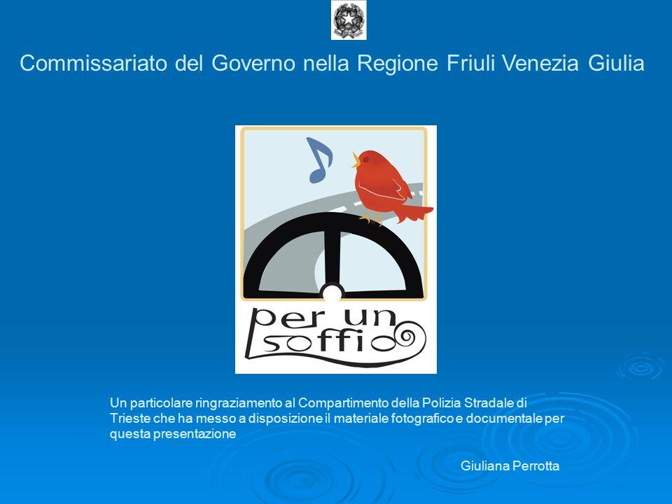 Commissariato del Governo nella Regione Friuli Venezia Giulia