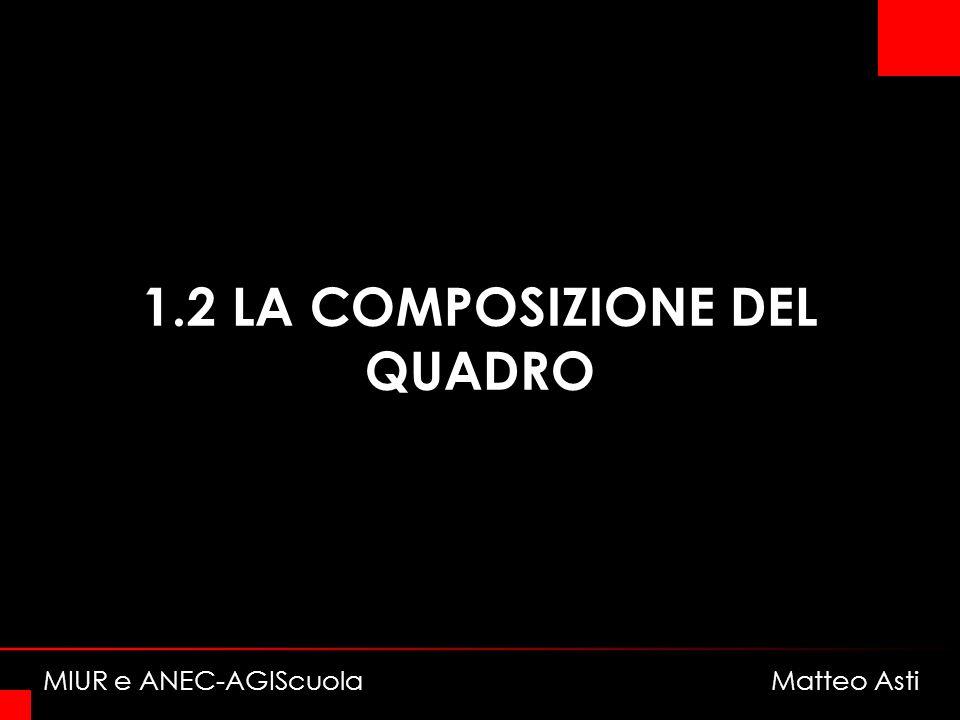 1.2 LA COMPOSIZIONE DEL QUADRO