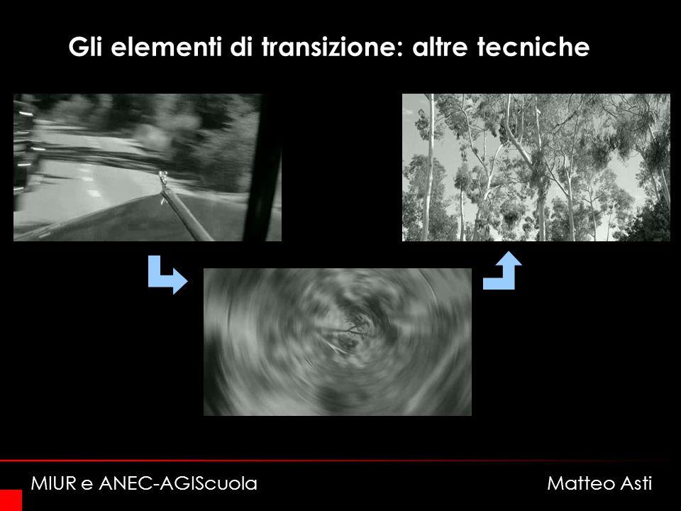 Gli elementi di transizione: altre tecniche