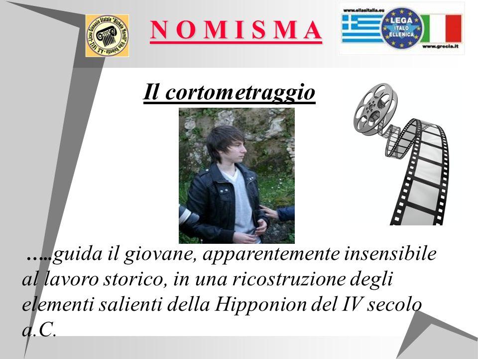 N O M I S M A Il cortometraggio