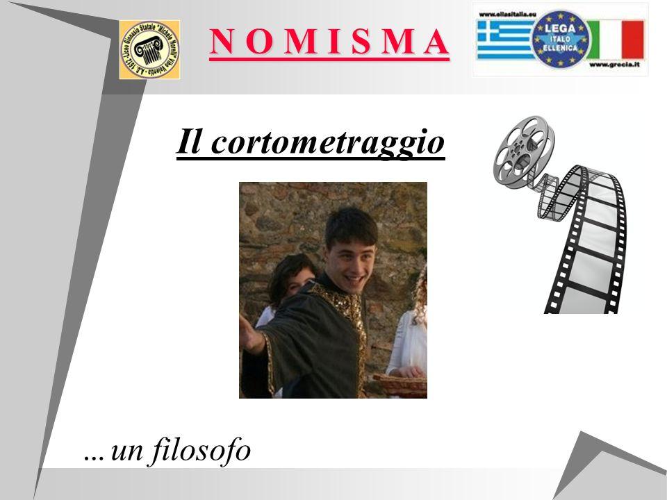 N O M I S M A Il cortometraggio … un filosofo