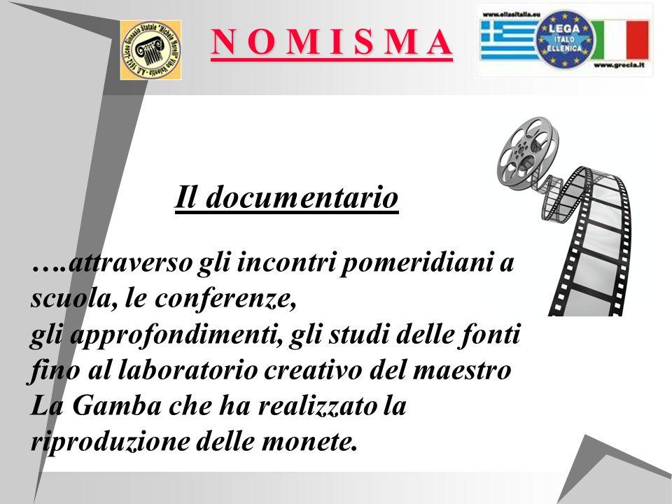 N O M I S M A Il documentario