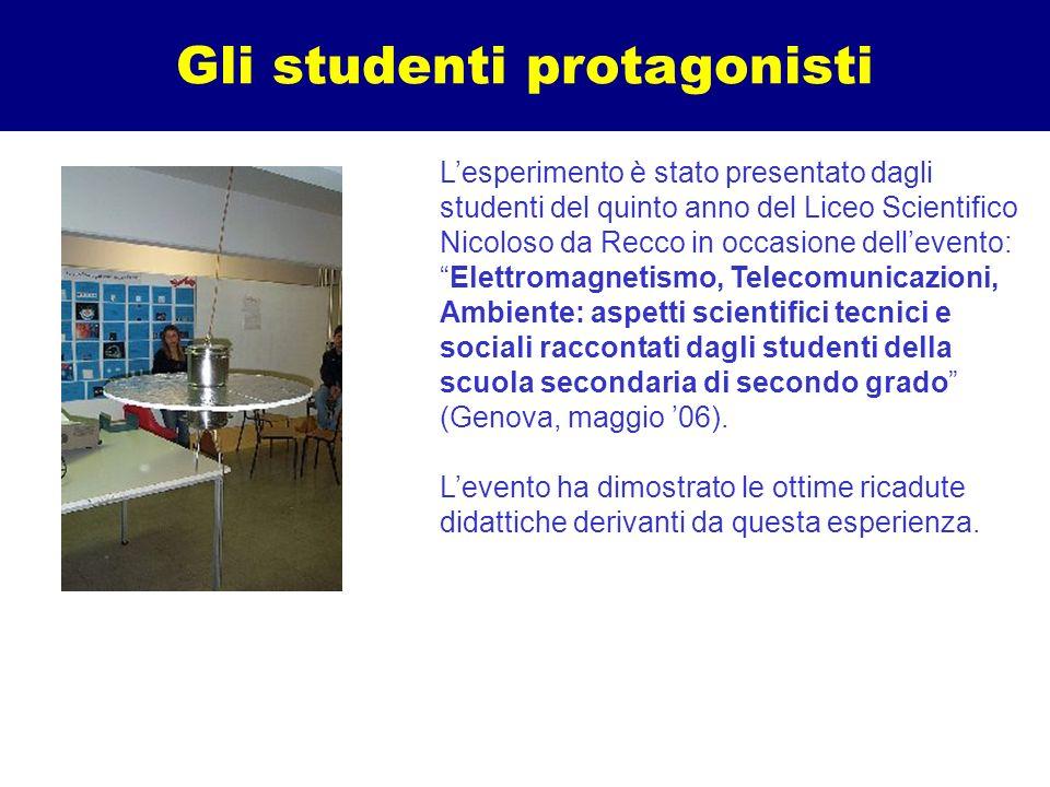 Gli studenti protagonisti