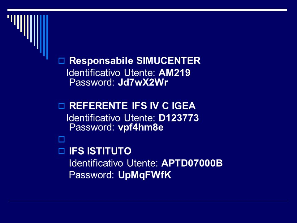 Responsabile SIMUCENTER