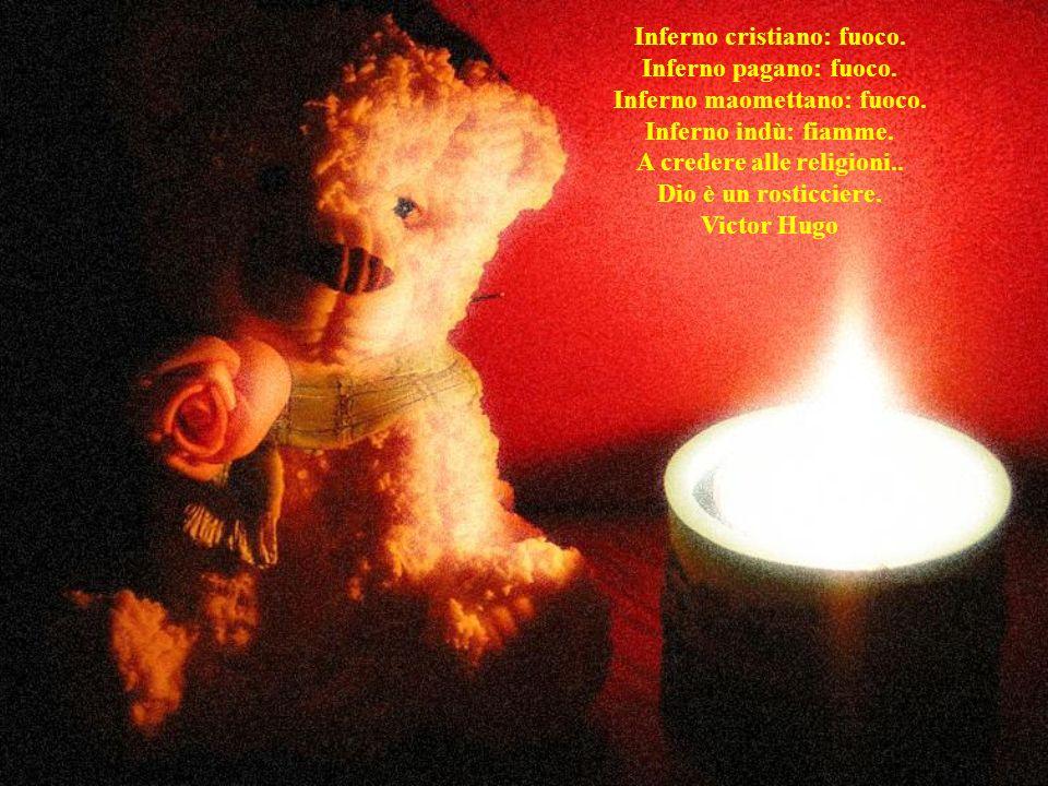 Dio è un rosticciere. Victor Hugo