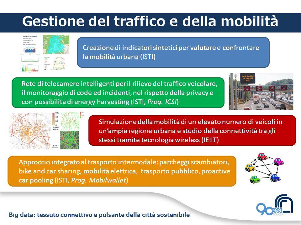 Gestione del traffico e della mobilità
