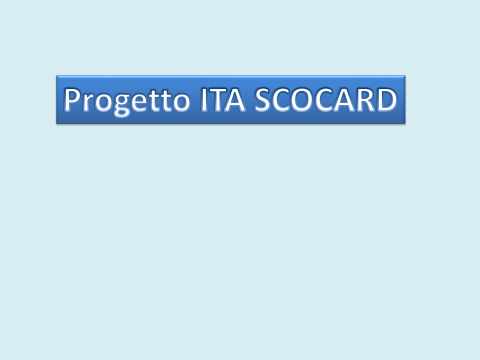 Progetto ITA SCOCARD