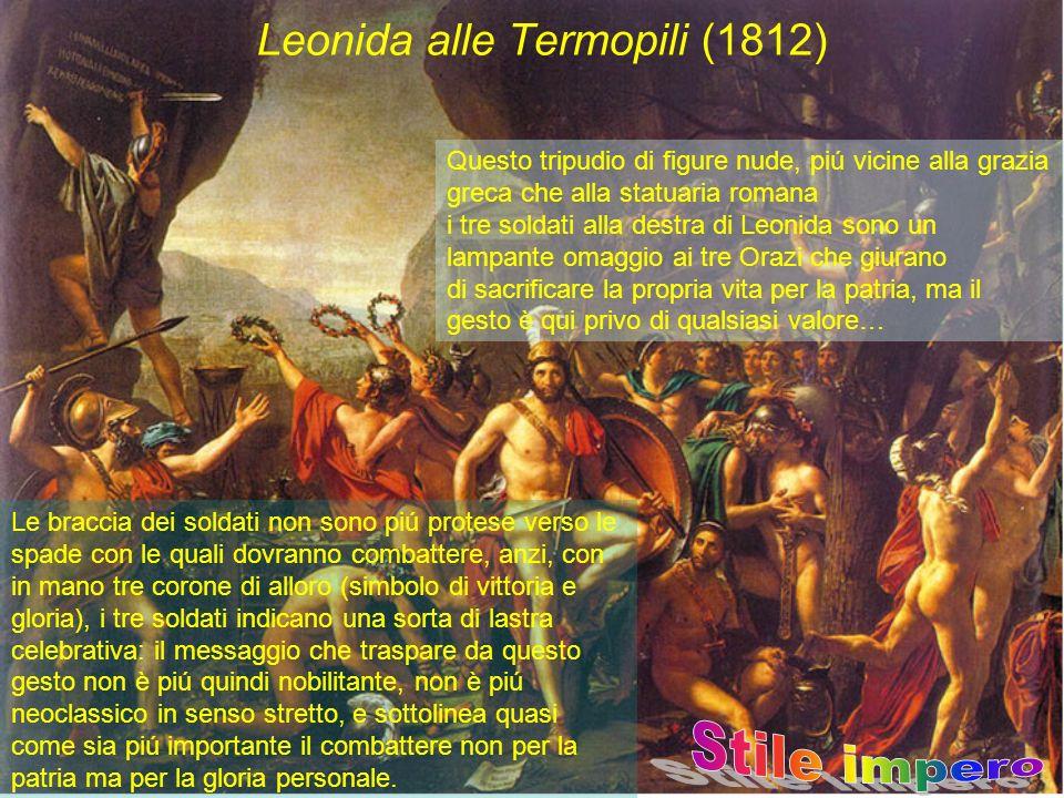 Leonida alle Termopili (1812)