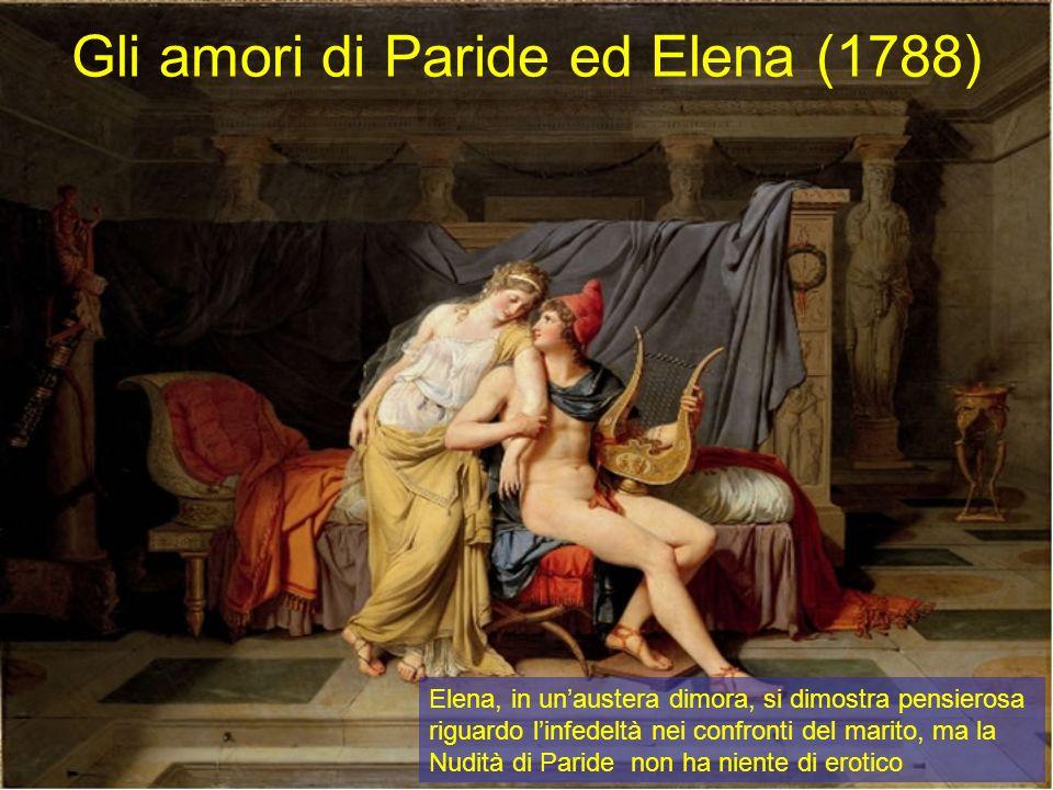 Gli amori di Paride ed Elena (1788)