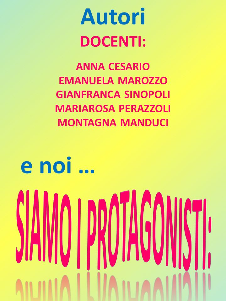 REPORT DI DOCUMENTAZIONE