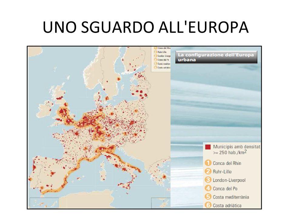 UNO SGUARDO ALL EUROPA