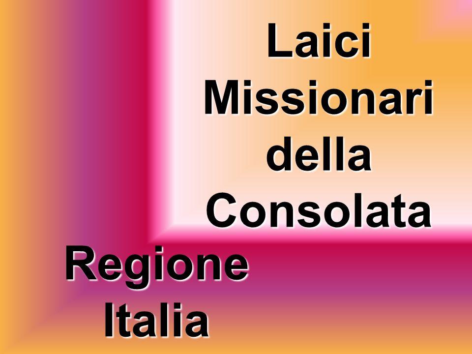 Laici Missionari della Consolata