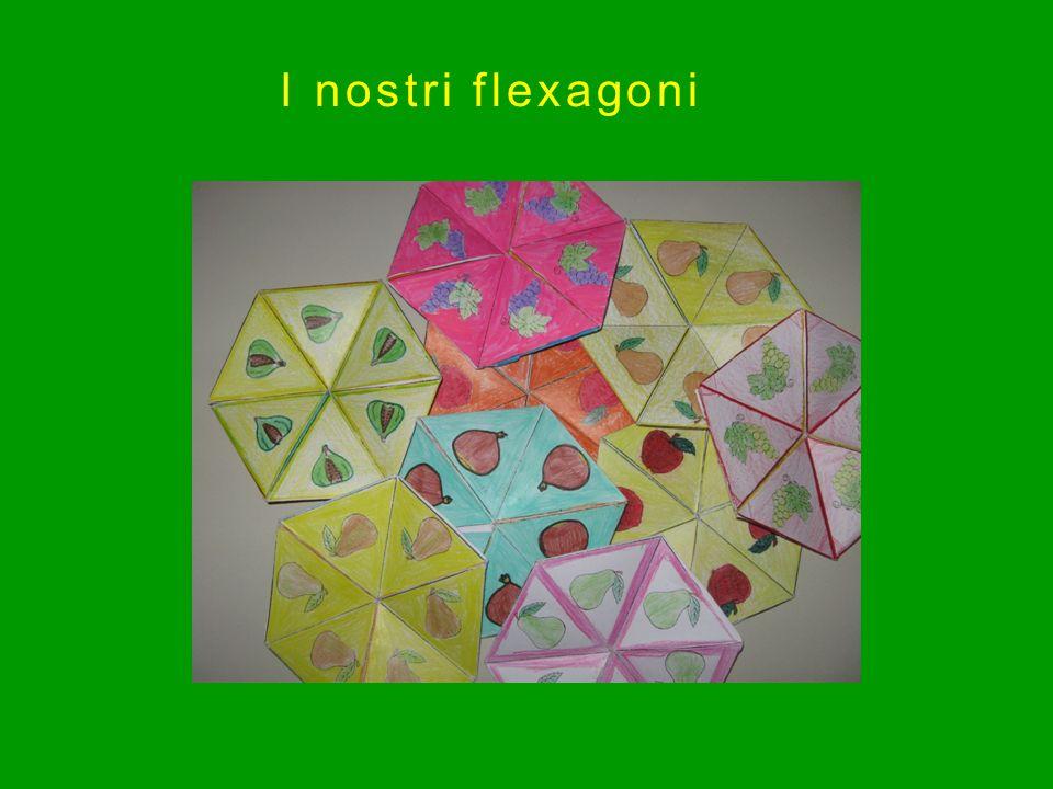 I nostri flexagoni