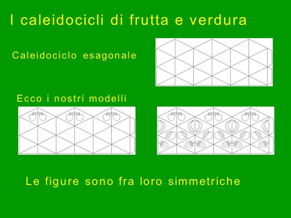 I caleidocicli di frutta e verdura