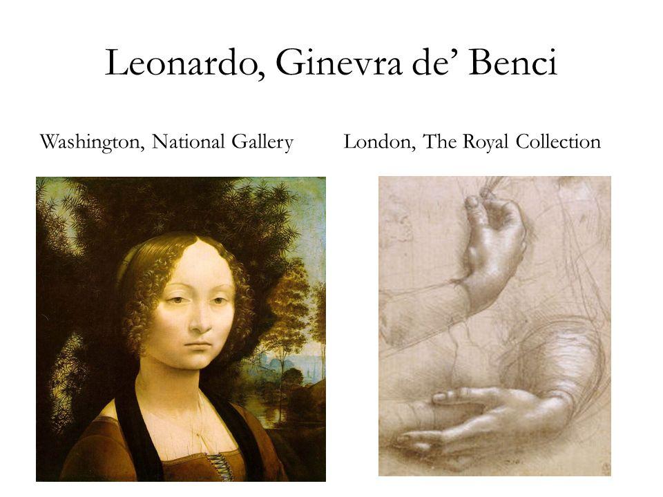 Leonardo, Ginevra de' Benci