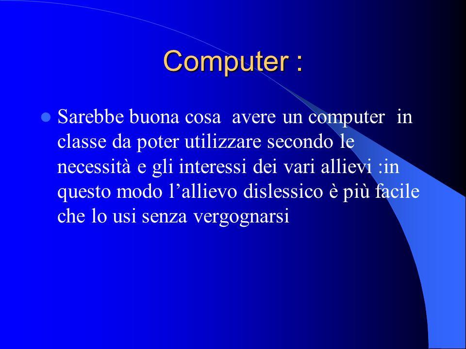 Computer :