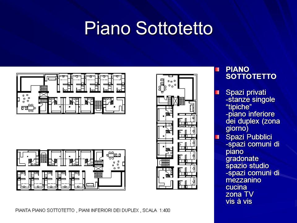 Piano Sottotetto PIANO SOTTOTETTO