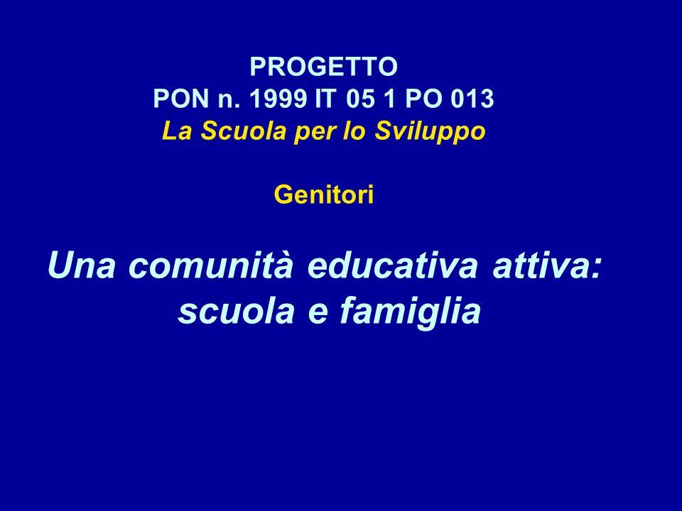 PROGETTO PON n.