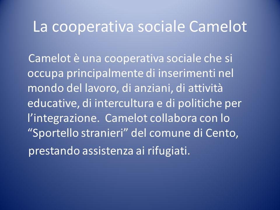 La cooperativa sociale Camelot