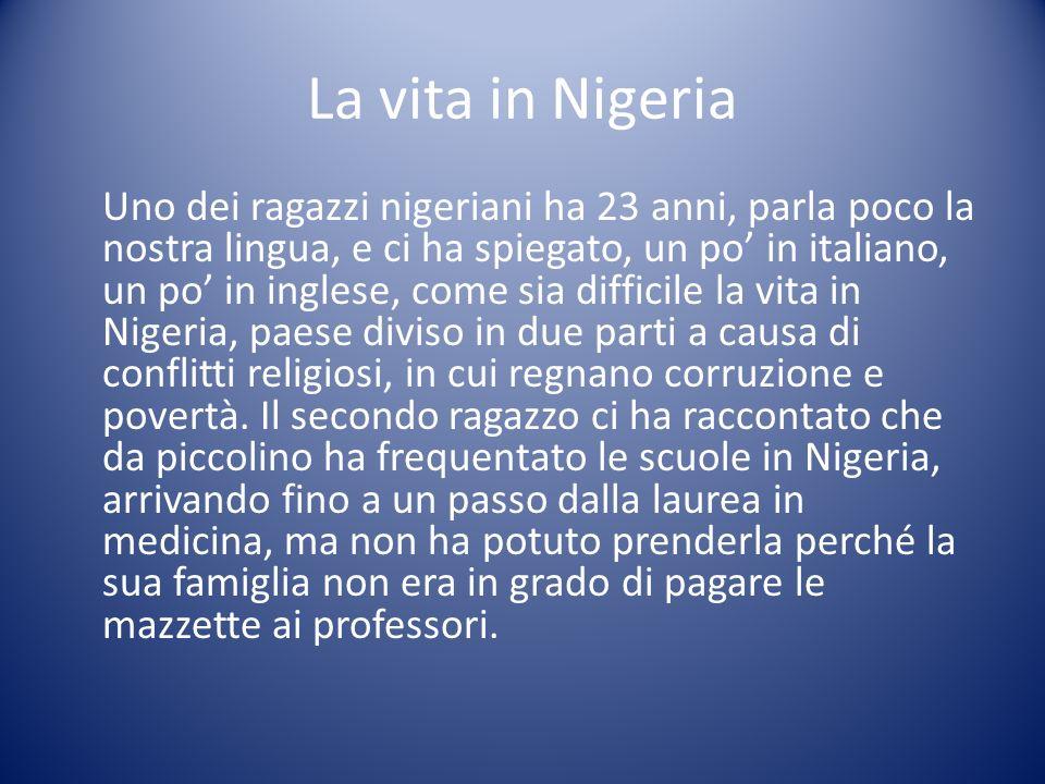 La vita in Nigeria
