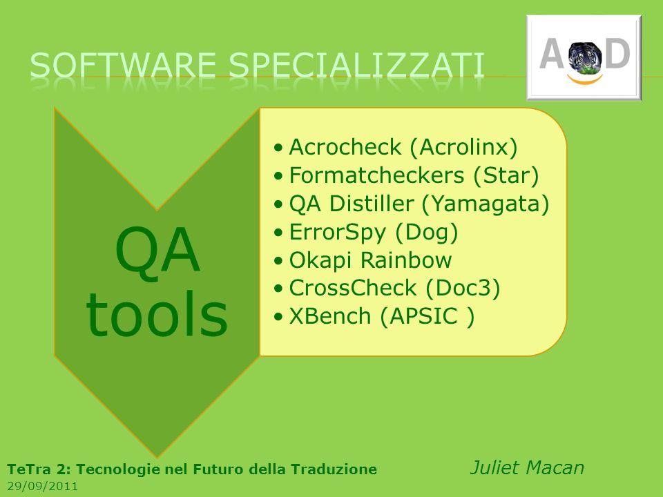 Software Specializzati