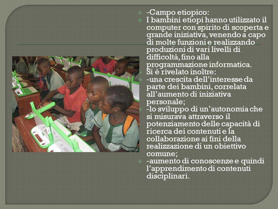 -Campo etiopico: