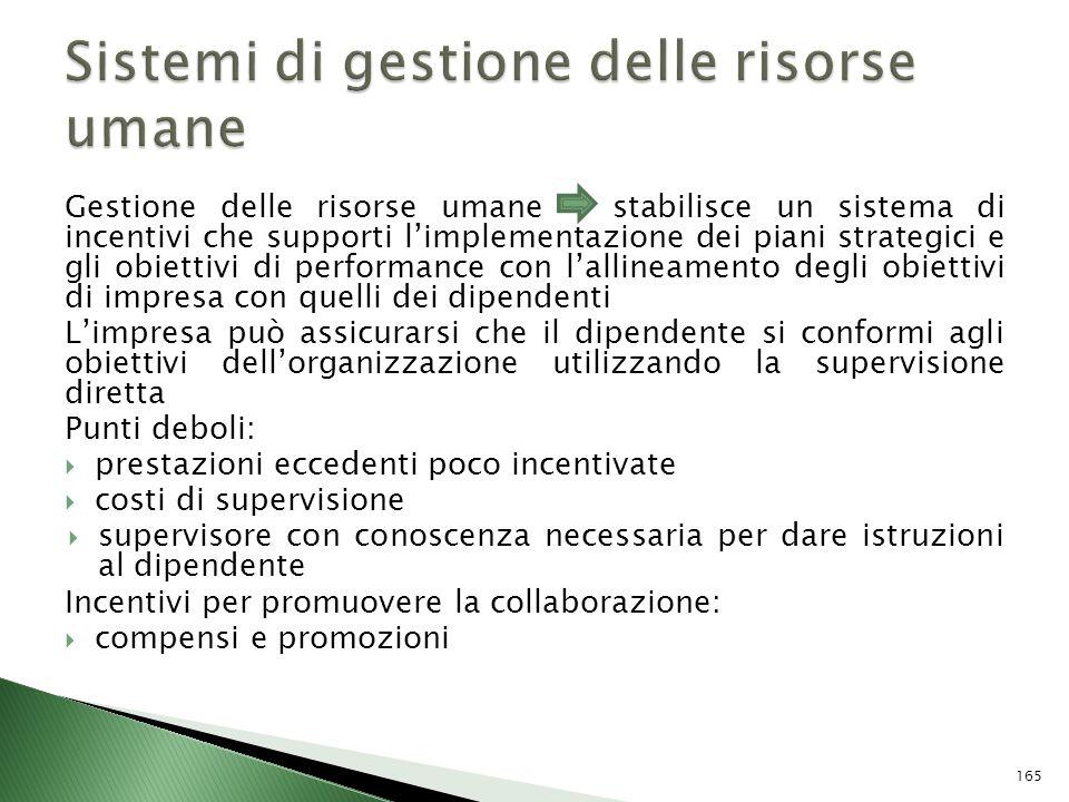 Sistemi di gestione delle risorse umane