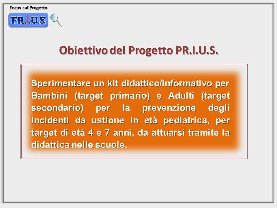 Obiettivo del Progetto PR.I.U.S.