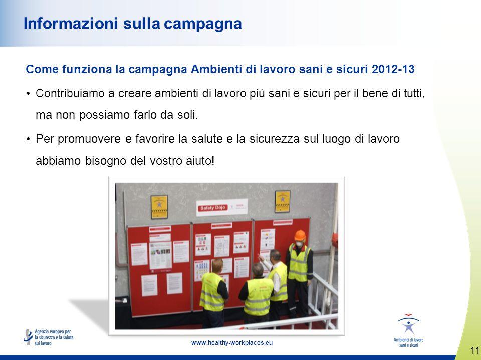 Informazioni sulla campagna