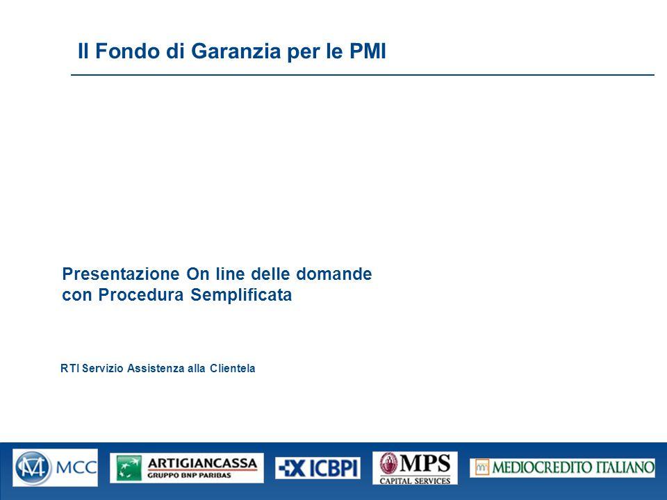 Il Fondo di Garanzia per le PMI