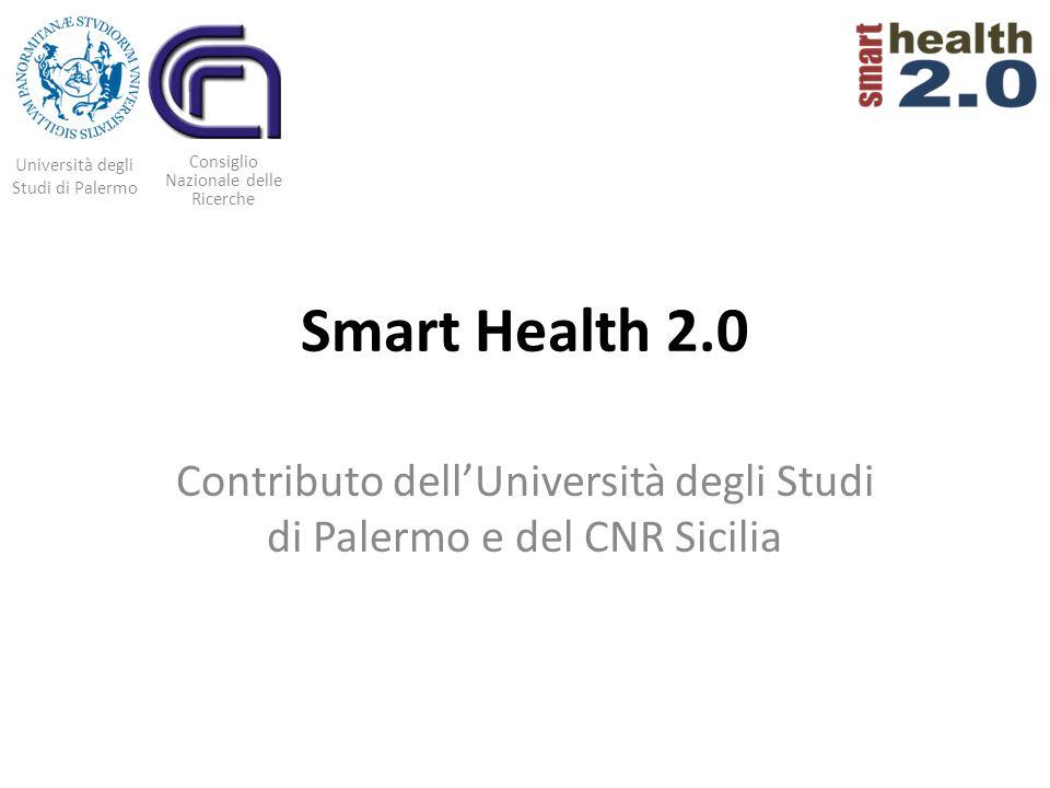 Contributo dell'Università degli Studi di Palermo e del CNR Sicilia