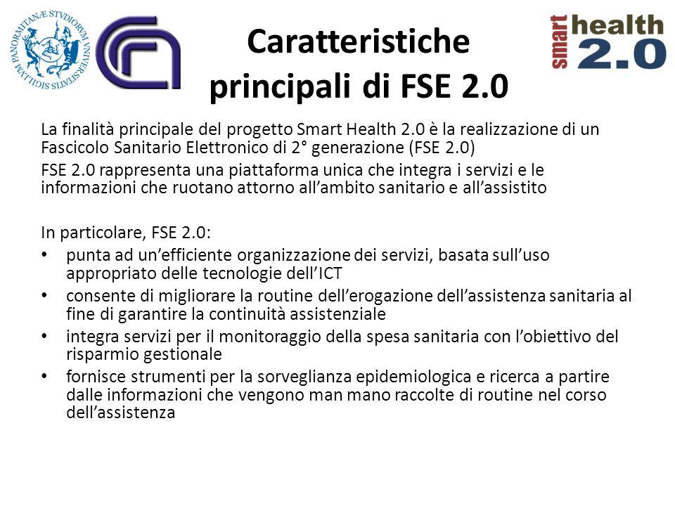 Caratteristiche principali di FSE 2.0