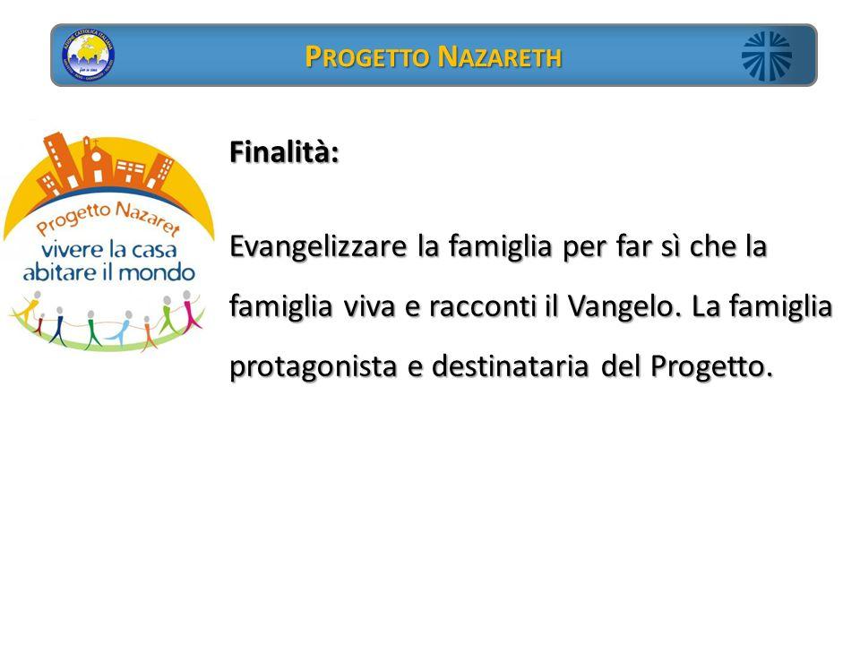 Progetto Nazareth Finalità: