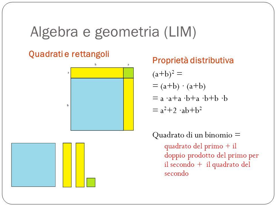 Algebra e geometria (LIM)
