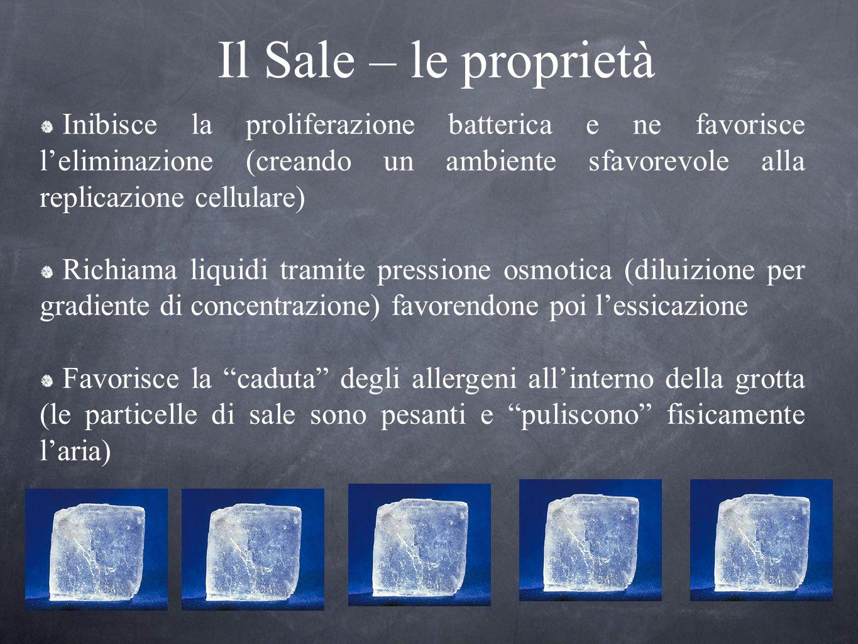 Il Sale – le proprietà