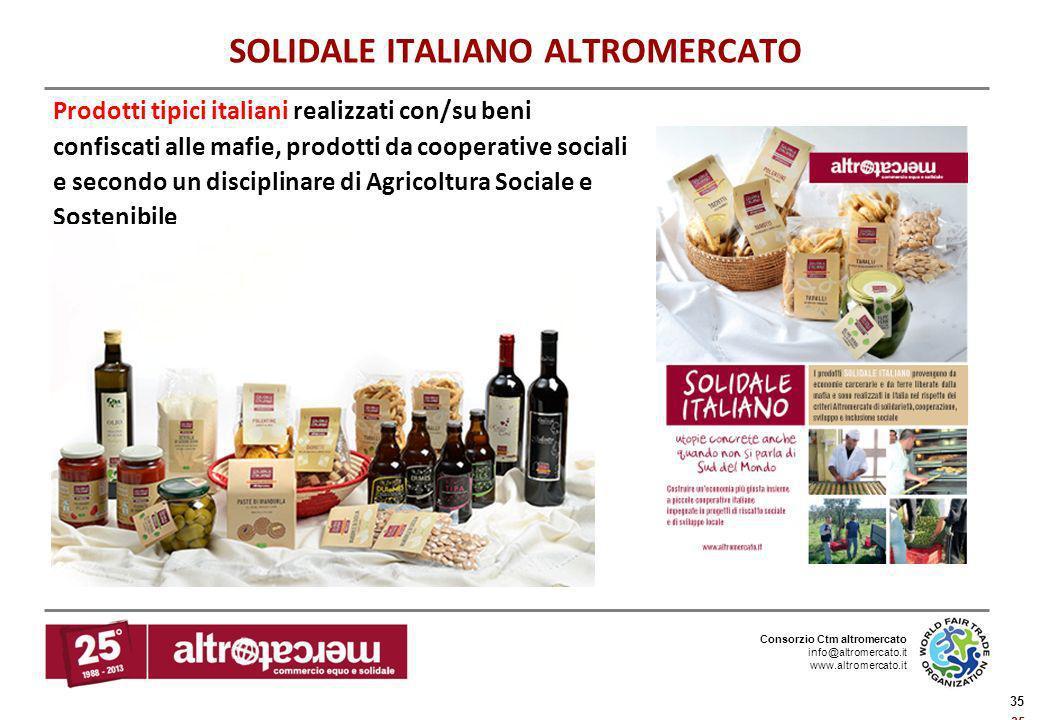 SOLIDALE ITALIANO ALTROMERCATO